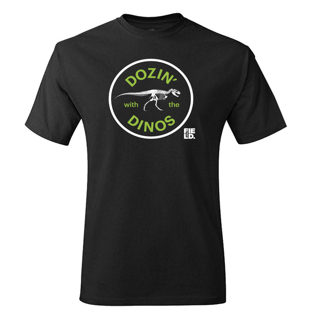 Dozin' with the Dinos Adult T-Shirt | Field Museum Store