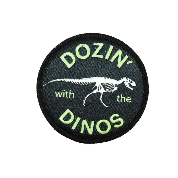 Dozin' with the Dinos Patch | Field Museum Store