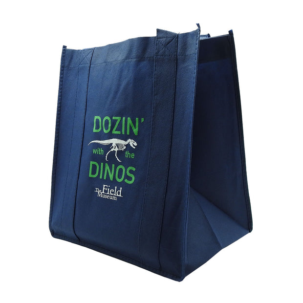 Dozin' with the Dinos Tote Bag | Field Museum Store