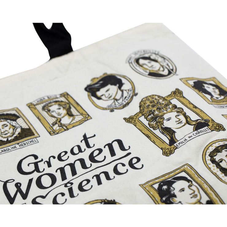 Great Women of Science Canvas Tote | Field Museum Store