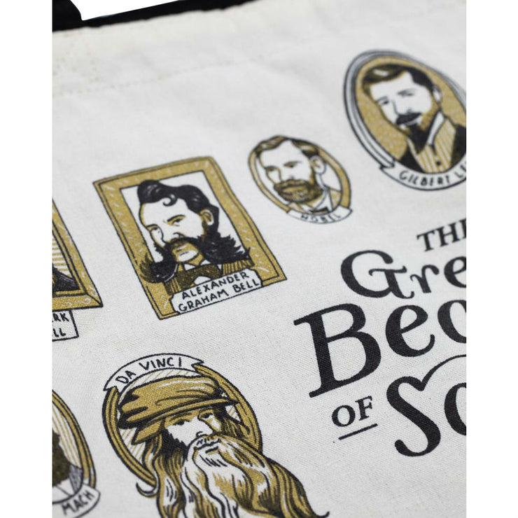 Great Beards of Science Tote | Field Museum Store