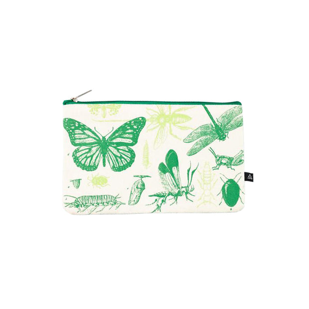Insects Zipper Pouch | Field Museum Store