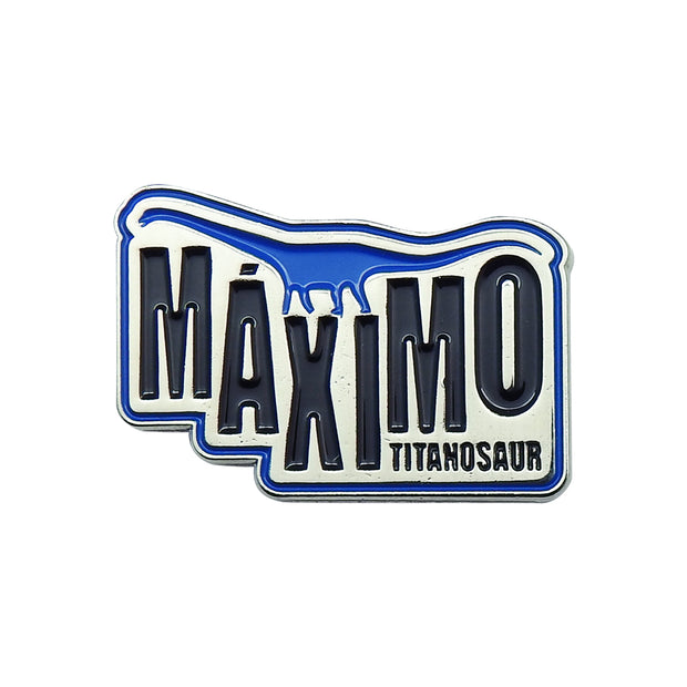 Máximo the Titanosaur Lapel Pin | Field Museum Store