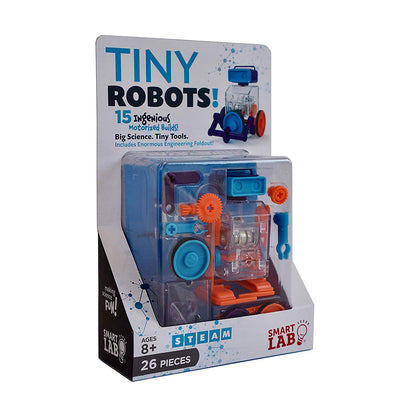 Tiny Robots Kit | Field Museum Store