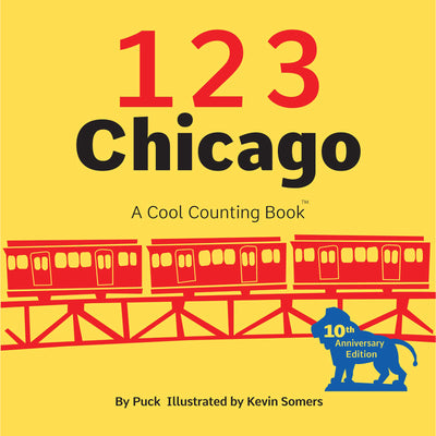 123 Chicago Board Book | Field Museum Store