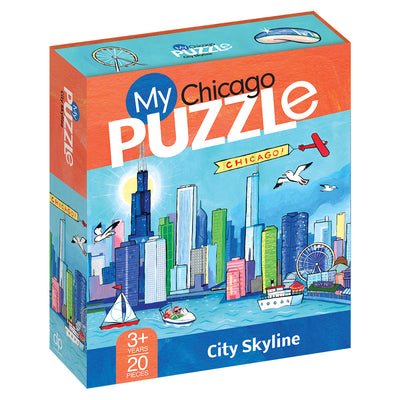 My Chicago 20 Piece Puzzle | Field Museum Store