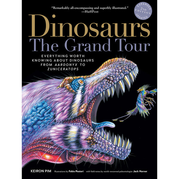 Dinosaurs: The Grand Tour 2nd Edition | Field Museum Store