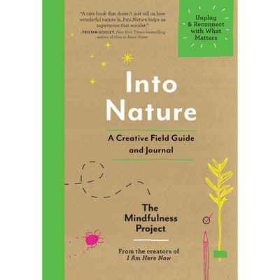 Into Nature: A Creative Field Guide and Journal | Field Museum Store
