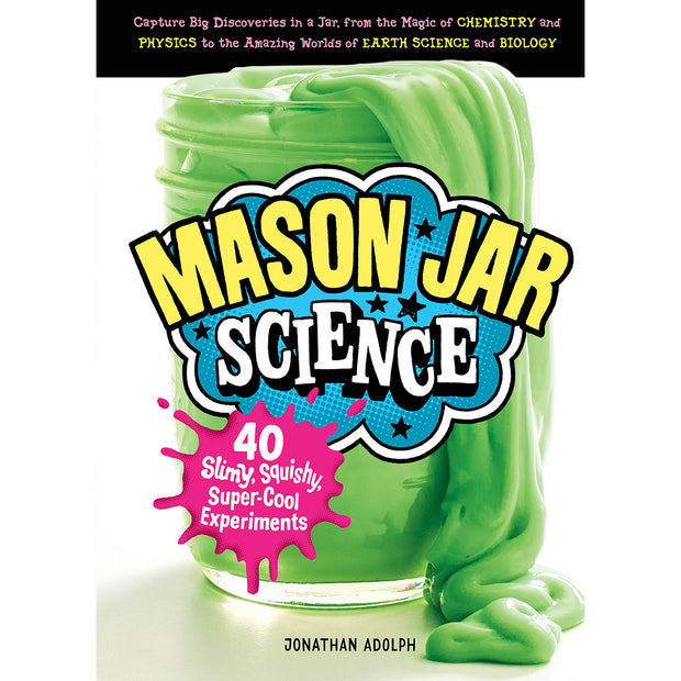 Mason Jar Science | Field Museum Store