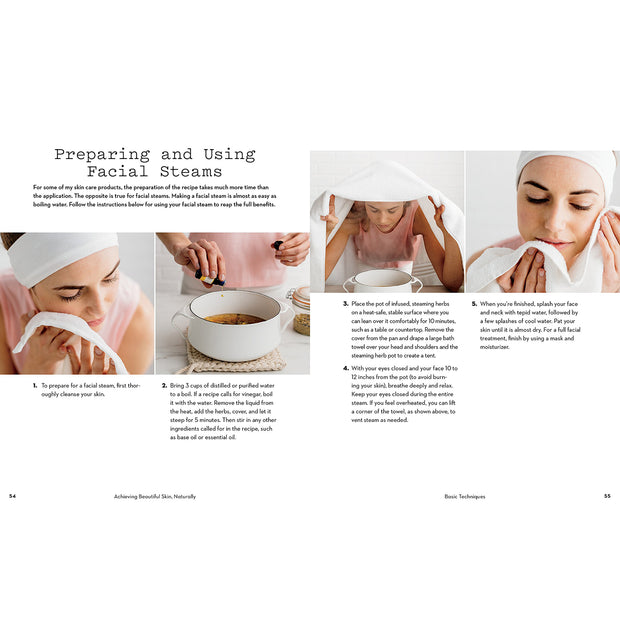Pure Skin Care: Nourishing Recipes for Vibrant Skin & Natural Beauty | Field Museum Store