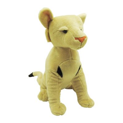 Lions of Tsavo Plush | Field Museum Store