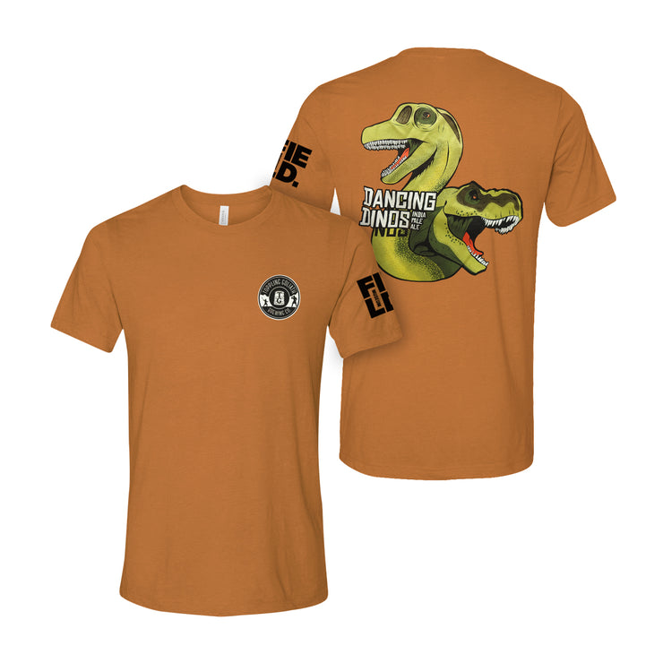 Dancing Dinos Adult T-shirt | Field Museum Store