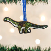 Máximo the Titanosaur Beaded Ornament | Field Museum Store