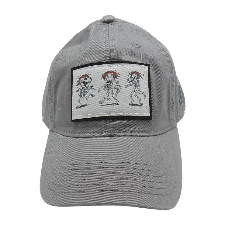 Dancing Dinos Patch Relaxed Twill Hat | Field Museum Store