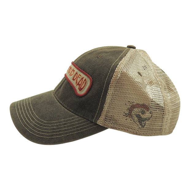 Everything is Dead Patch Trucker Hat | Field Museum Store