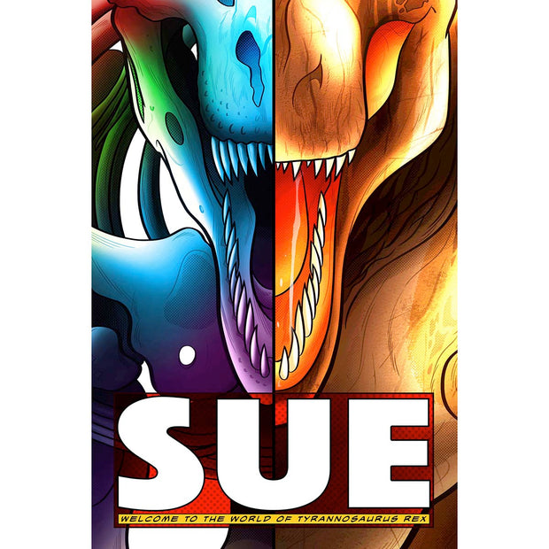 SUE: Welcome to the World of Tyrannosaurus Rex | Field Museum Store