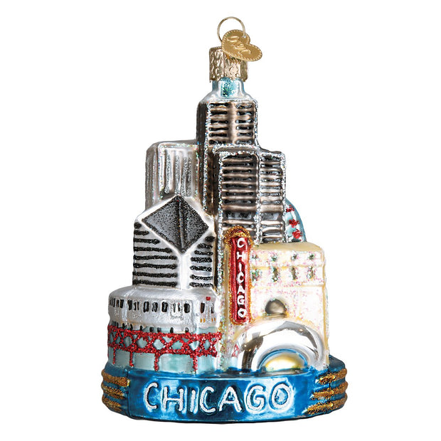 Chicago Ornament | Field Museum Store