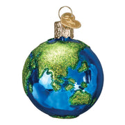 Planet Earth Ornament | Field Museum Store