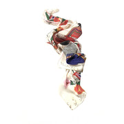 Matriarch Silk Scarf by Bethany Yellowtail | Field Museum Store