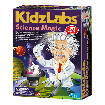 Science Magic Kit | Field Museum Store