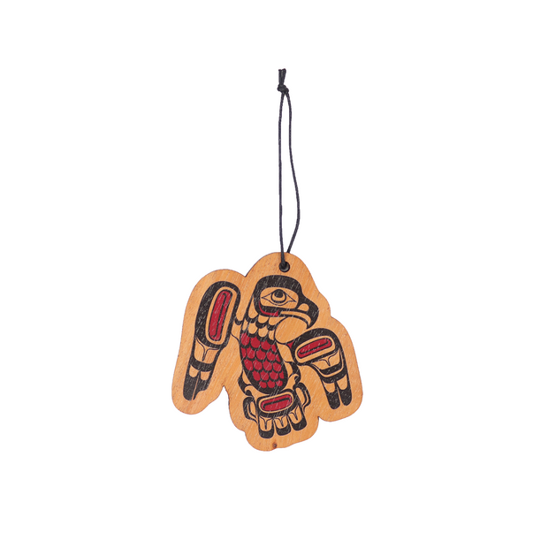 Eagle Wood Ornament | Field Museum Store