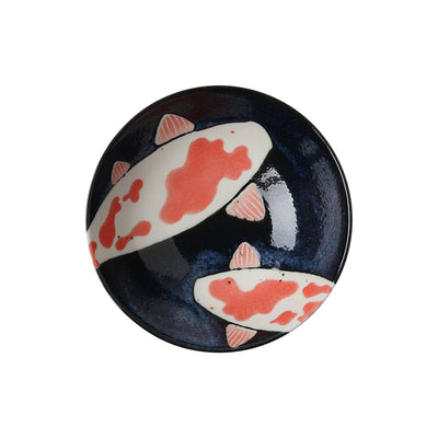 Koi Shallow Bowl | Field Museum Store