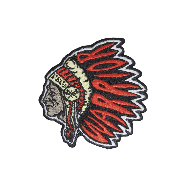 Warrior Chief Patch | Field Museum Store