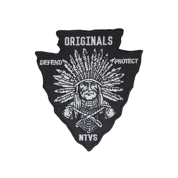 Arrowhead Chief Patch | Field Museum Store