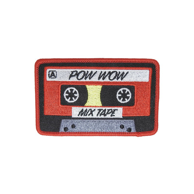 Powwow Mixtape Patch | Field Museum Store