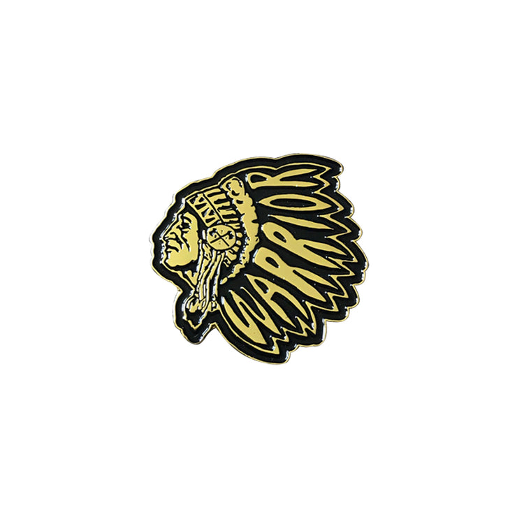 Warrior Chief Lapel Pin | Field Museum Store