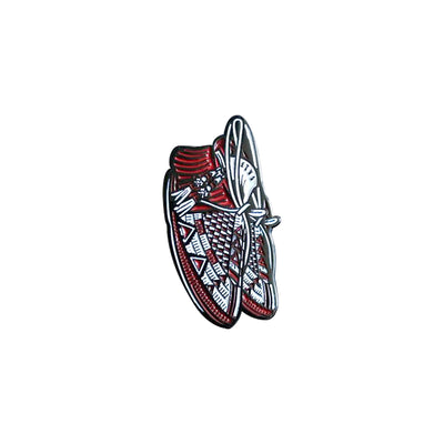 Original Kicks Lapel Pin | Field Museum Store