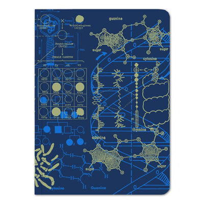 DNA Softcover Notebook | Field Museum Store