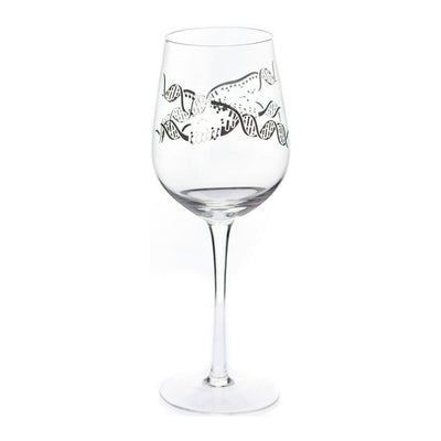 DNA Wine Glass | Field Museum Store