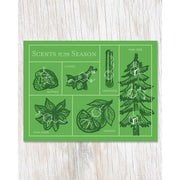 The Scents of the Season Card | Field Museum Store
