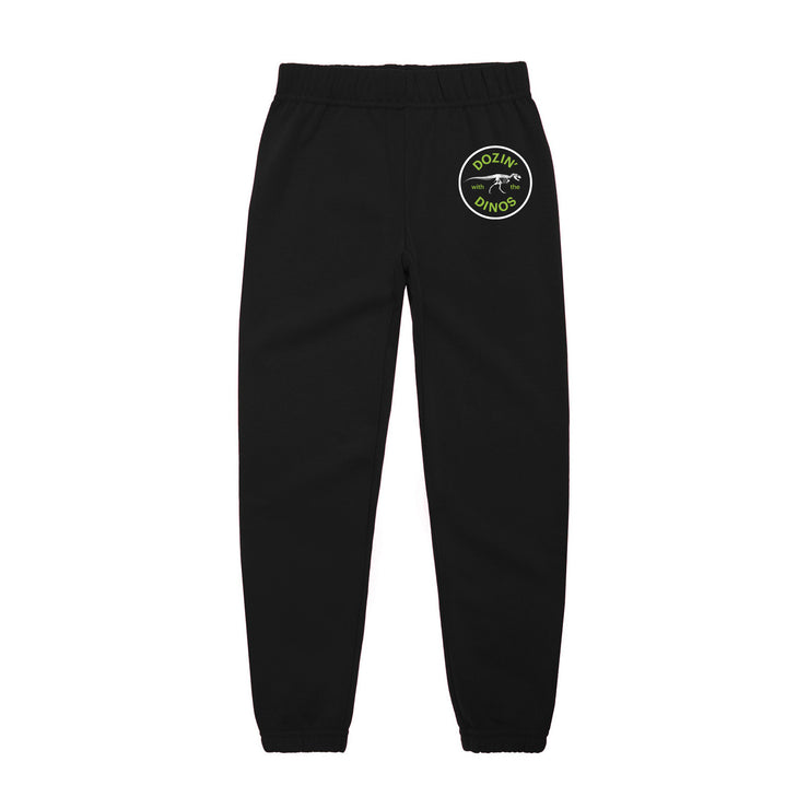 Dozin' with the Dinos Youth Fleece Pants | Field Museum Store