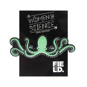 Octopus Lapel Pin | Field Museum Store