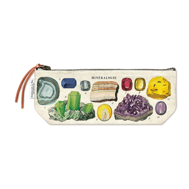 Mineralogy Mini Pouch | Field Museum Store