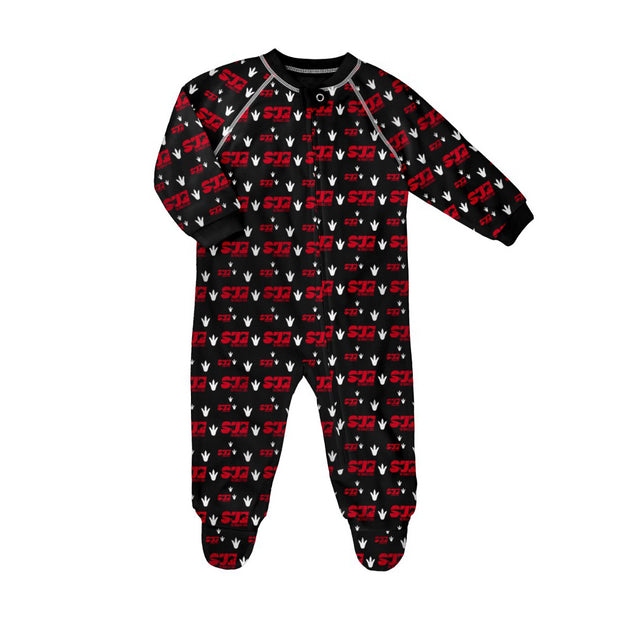 SUE the T. rex Newborn & Infant Footie Pajamas | Field Museum Store