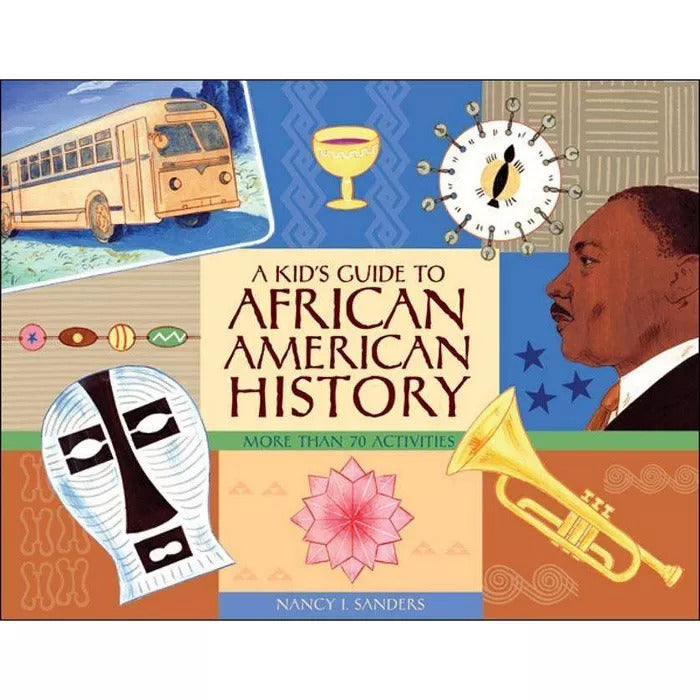 A Kid's Guide to African American History | Field Museum Store