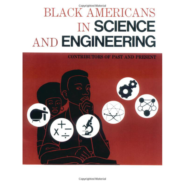 Black Americans in Science and Engineering: Contributors of Past and Present | Field Museum Store
