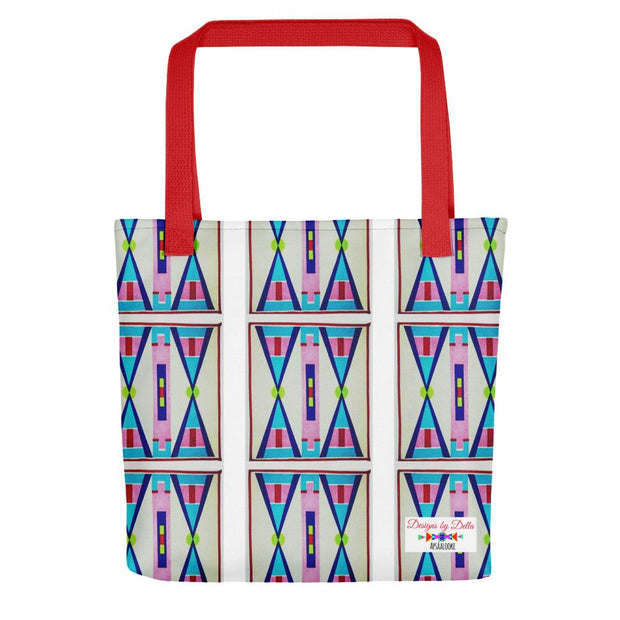 Crow Style Tote Bag by Della BigHair-Stump | Field Museum Store