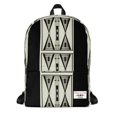 """Fierce"" Backpack by Della BigHair-Stump 