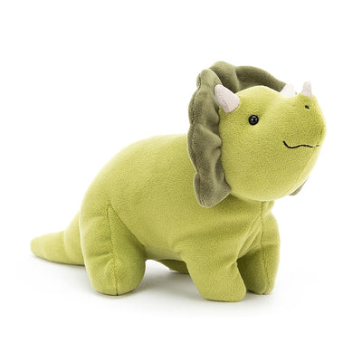 Mellow Mallow Triceratops Plush | Field Museum Store
