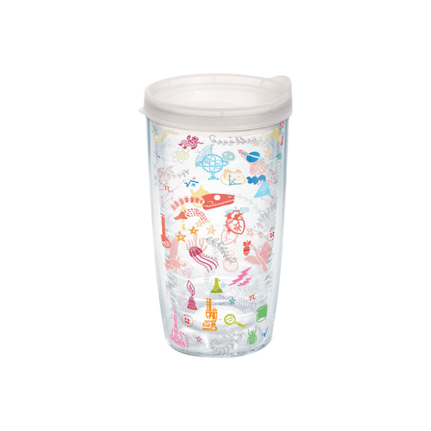 I Love Science 16oz Tumbler | Field Museum Store