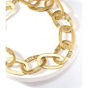 Kaia Gold Link Necklace | Field Museum Store