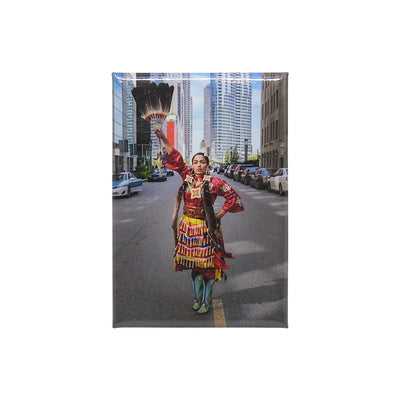 """Starla Thompson"" Magnet by Adam Sings In The Timber 