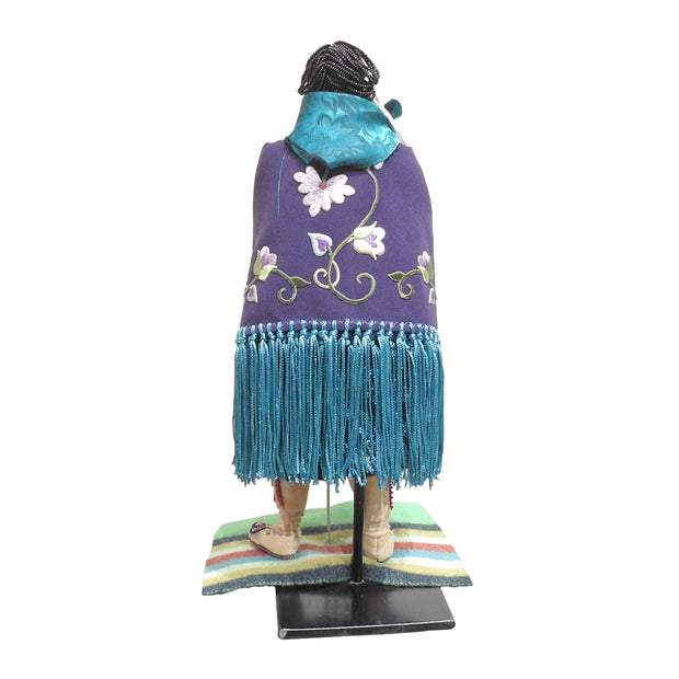 Apsáalooke Doll by Birdie Real Bird | Field Museum Store