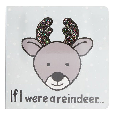 If I Were a Reindeer Board Book | Field Museum Store