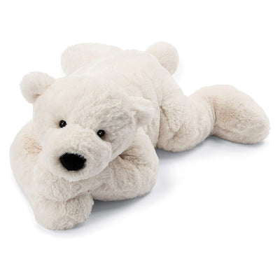 Perry Polar Bear Plush | Field Museum Store