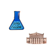 Field Museum & Science is for Everyone Lapel Pin Set | Field Museum Store